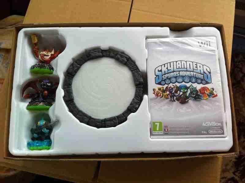 Los juguetes a la vida de Activision