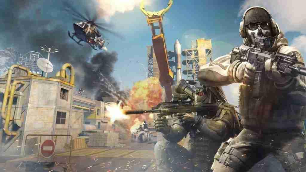 Que es PVP o Partida persona versus persona en Call of Duty Mobile